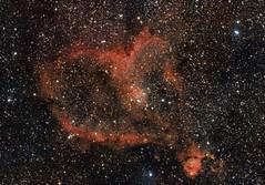 IC1805 The Heart Nebula (Andrew Klinger) Tags: