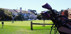 It's a wonderful life (Eduardo Ruiz M.) Tags: pebble beach california golf resort carmel