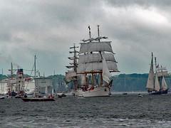 Segelschulschiff Gorch Fock (FrauN.ausD.) Tags: segeslschiff tallship gorch fock ostsee kiel schleswig holstein deutschland germany balticsea