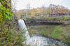 Minnehaha Falls (benjamin.minneapolis) Tags: minneapolis minnesota unitedstates us minnehaha falls waterfall autumn fall foliage river creek leaves park