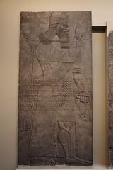 Assyrian stone panel (hala moodie) Tags: london pentaxks2 pentax ks2 digital pentax18135mm britishmuseum assyrian
