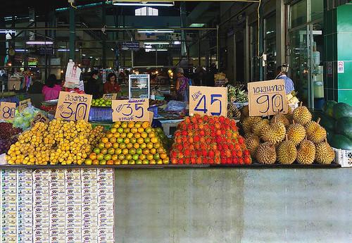 161002 Ban Kat Fresh Market