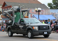 Metropolitan Mosquito Control District (rabidscottsman) Tags: scotthendersonphotography mosquito bug insect float parade truck mn minnesota newpragueminnesota saturday weekend inflate inflatable ford fordf150 f150 funny humor southernminnesota mmcd phonenumber street road fordtruck pickuptruck taxexempt nikon nikond7100 d7100 tamron tamron18270 18270 stinger sj06578 metropolitan district mosquitocontrol
