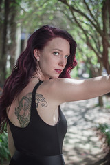 Clouet St. (Keltron - Thanks for 8 Million Views!) Tags: caitlin caitlinciara neworleans neworleansgirls redhead girlswithtattoos tattoo beautifulgirl model modeling hotgirl hotmodel talented