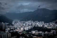 Christ the Redeemer - Rio - South America 2016 (Views through Petez Lenz) Tags: christtheredeemer rio copacabana cityscape