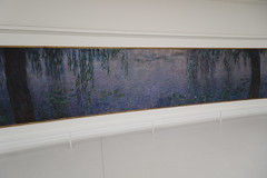 NH0A0531 (michael.soukup) Tags: impressionism impressionist art orangerie musee musedelorangerie paris france painting waterlilies monet matisse picasso sisley museum mural tuileries concorde masterpiece