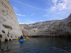 hidden-canyon-kayak-lake-powell-page-arizona-southwest-IMGP6497 (lakepowellhiddencanyonkayak) Tags: kayaking arizona southwest kayakinglakepowell lakepowellkayak paddling hiddencanyonkayak hiddencanyon slotcanyon kayak lakepowell glencanyon page utah glencanyonnationalrecreationarea watersport guidedtour kayakingtour seakayakingtour seakayakinglakepowell arizonahiking arizonakayaking utahhiking utahkayaking recreationarea nationalmonument coloradoriver halfdaytrip lonerockcanyon craiglittle nickmessing lakepowellkayaktours boattourlakepowell campingonlakepowellcanyonkayakaz lonerock