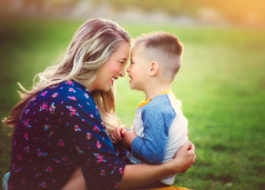 Mom Son Together Time (Edie Layland) Tags: mother son caucasianethnicity parent littleboy 4yearsold blondhair casualclothing outdoors horizontal roomforcopy love family lifestyles california usa