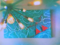 Beach House (BLACK EYED SUZY) Tags: painting myart swim pool bikini tadaa afterlight sputniklight canvas