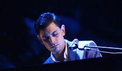 Luke Elliot (Elfworld) Tags: lukeelliot concert warmup support singer artist scandicseilethotell piano keyboard soloartist performance siverthøyem bjørnsonhuset