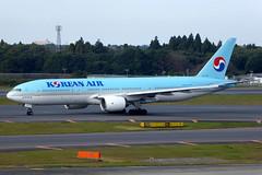 HL7714 Boeing 777-2B5ER KAL  NRT (Jetstar31) Tags: hl7714 boeing 7772b5er kal nrt