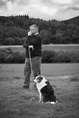 Enochdhu 9 (aylmerqc) Tags: sheep dog dogs sheepdogs trial trials competition shearing enochdhu kirkmichael perthshire scotland fujifilm xe1 blackandwhite bw