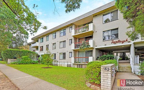 28/81-83 Florence Street, Hornsby NSW 2077