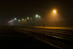 Auxerre nuit - 26 novembre 2016_-12 (bebopeloula) Tags: 2016 89 auxerre bourgogne europe france nikond700 nuit yonne gare nikonflickraward supershot simplysuperb lumen
