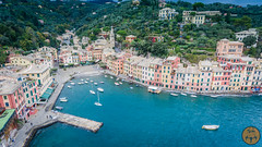 Portofino (JavierVazquez) Tags: coast port portofino liguria drone dji p4 phantom4 italy riviera
