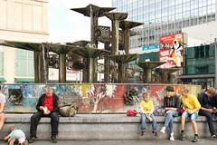 Berlin - Brunnen der Völkerfreundschaft