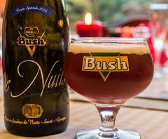 Bush De Nuits (Mike Serigrapher) Tags: dubuisson bush de nuits belgian ale