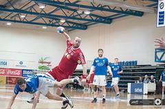 Fram vs. Haukar (Hoski Photography) Tags: 2016 desember fram gumundurrnilafsson handball handbolti haukar hski janusdaismrason jersey karla olsdeild photographeris pressphotosis