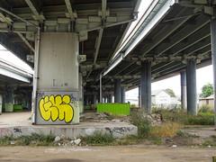 (gordon gekkoh) Tags: gusto gsb btm oakland graffiti