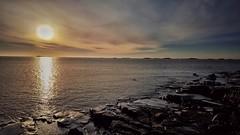 Sun over the Baltic Sea (Lazar Silviu Daniel) Tags: finland helsinki suomenlinna baltic sea travel