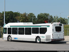 Durham Region Transit #8537 (vb5215's Transportation Gallery) Tags: new flyer durham transit region xd40 2013 xcelsior