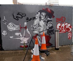 (big bozo) Tags: cardiff sepr