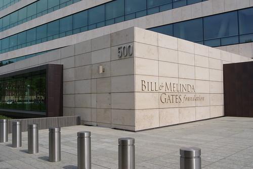 Bill & Melinda Gates Foundation Visitor Center, Seattle, Washington, USA