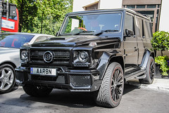 Mercedes-Benz Brabus G65 AMG B65-670 (Maxim Doolaard Automotive Photography) Tags: mercedesbenz tuning supercar amg supercars brabus tuned g65 supercarsoflondon b65670