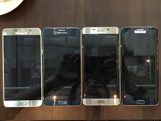 Samsung Galaxy Note 5 & Galaxy S6 edge+