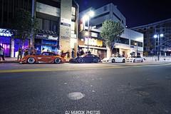 Phaze2 Los Angeles (dj murdok photos) Tags: longexposure losangeles sony 911 porsche bmw m5 rwb dtla littletokyo carerra 993 997 downtownlosangeles a7ii phaze2 djmurdokphotos