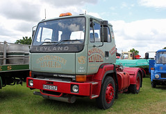 TV011020-Kelsall. (day 192) Tags: truck wagon lorry cruiser leyland lorries steamrally kelsall transportshow vintagelorry transportrally classiclorry preservedlorry d483clf leylandcruiser kelsallsteamvintagerally cwsproston