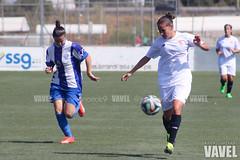 Sevilla Femenino - Hispalis 002 (VAVEL Espaa (www.vavel.com)) Tags: futbolfemenino hispalis futfem segundadivisionfemenina sevillavavel sevillafemenino juanignaciolechuga futbolfemeninovavel cdhispalis sevillafcfemenino