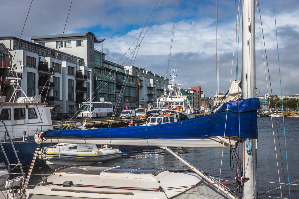 GALWAY HARBOUR AND DOCKLANDS [AUGUST 2015] REF-107502