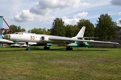 53 Red (Powercube) Tags: tupolev monino vvs tu16 ksr5 russianairforce tupolevtu16 russiaairforce centralairforcemuseum tu16k26 tu16k tupolevtu16k vvsrussia tupolevtu16k26 tupolevtu16ksr21116 tu16ksr21116