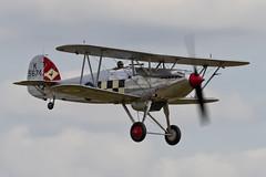 Hawker Fury I - 7 (NickJ 1972) Tags: aviation airshow duxford fury hawker iwm 2015 mk1 mki flyinglegends i gcbzp k5674