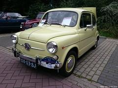Fiat 600L 1971 (08-03-SJ) (MilanWH) Tags: 1971 fiat 600 600l 0803sj oldtimerdagdebilt2015