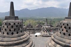 Jogja 1281 (raqib) Tags: architecture indonesia temple java shrine buddha stupa buddhist relief jogja yogyakarta yogya buddhisttemple borobudur basrelief magelang candi javanese mahayana buddhistmonastery borobudurtemple djogdja sailendra djogdjakarta