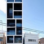 片山集合住宅の写真