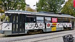 / Kouter - 5 okt 2015 (Ferdinand 'Ferre' Feys) Tags: streetart graffiti belgium belgique belgië urbanart graff ghent gent gand graffitiart arteurbano artdelarue urbanarte