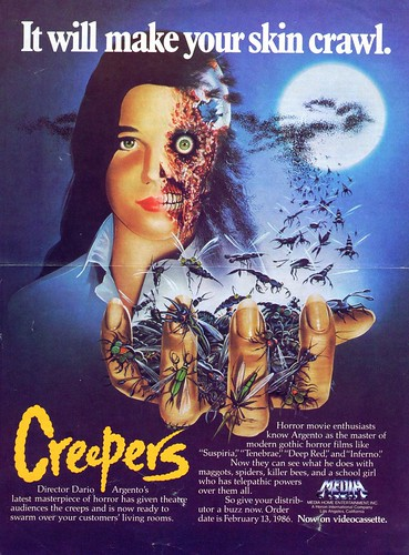 creepers poster