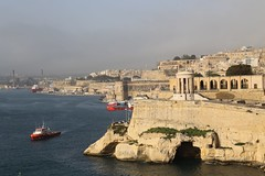 Valletta (Neil M Holden) Tags: bighi malta xlokk valletta