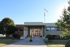 Allen County Courthouse 20151016 (larsongarden) Tags: kansas courthouse iola allencounty
