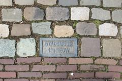 stadsmuur (indigo_jones) Tags: holland history netherlands utrecht north nederland marker 1200s stadsmuur