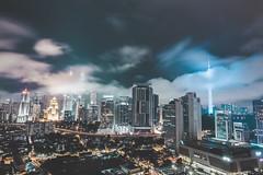 Kuala Lumpur (Your.Meal) Tags: city urban skyline clouds cityscape streetphotography kuala kualalumpur kl klcc lumpur kltower klcity urbanexplore cityscapephotography klcityscape yourmeal uemy streetphotographykl