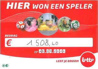 lotto - €1.508,40