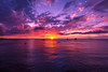 Grenada's Sunsets !! (Andy Johnson Photos) Tags: seascape colors landscape nikon grenada skyporn mygearandme