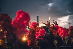 North Korea's 70th anniversary of Workers' Party Parade (reubenteo) Tags: city red tourism war asia fireworks military korea parade communism celebration kimjongil vip metropolis comrade socialism tanks workersparty northkorea pyongyang 70thanniversary dprk kimilsung kimjongun