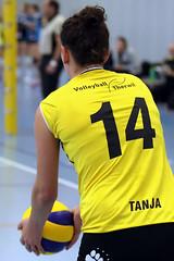 GO4G3368_R.Varadi_R.Varadi (Robi33) Tags: game girl sport ball switzerland championship team women action basel tournament match network volleyball block volley referees viewers