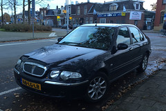 2003 Rover 45 1.6 Club (peterolthof) Tags: rover 45 sidecode6 68lglb