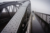 Barnes Bridge (jonron239) Tags: mist man london fog walking trilby barnesbridge